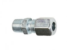 STRAIGHT SCREWEL COUPLING