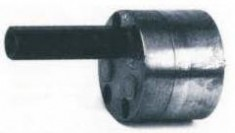 Flange pumps type 0 Q = 0,25 t.e.m. 0,5 L/min. Pmax = 50 bar